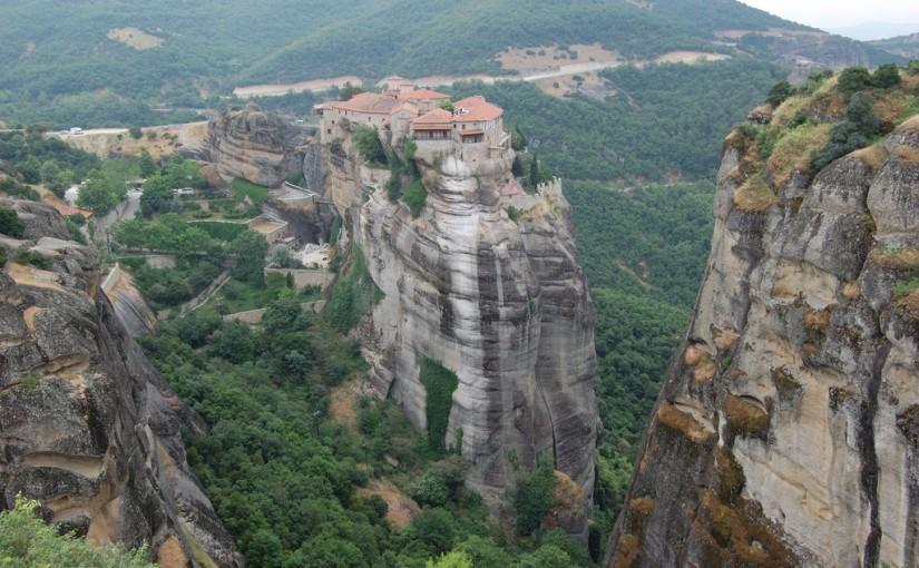 Monasterior de Barlaam, Grecia