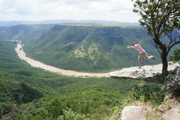 Leopard Rock de Sudáfrica