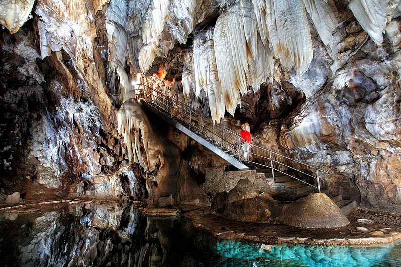 La gruta de las maravillas en huelva sala vip de grupo for Sala maravillas