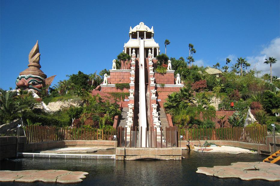 Siam Park de Adeje, Tenerife