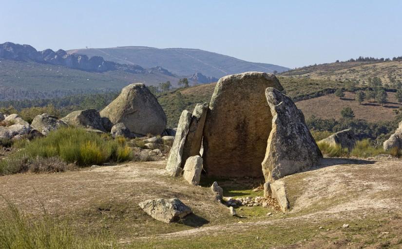 Campos de dólmenes en Valencia de Alcántara