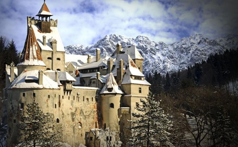 Fortaleza de Bran. Castillo de Drácula